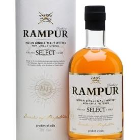 Rampur Select Indian Single Malt Whisky