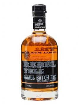 Rebel Yell Straight Rye Whiskey Small Batch Straight Rye Whiskey