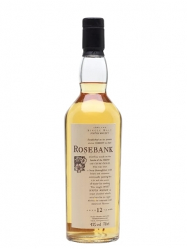 Rosebank 12 Year Old / Flora & Fauna Lowland Single Malt Scotch Whisky