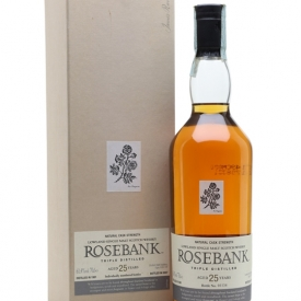 Rosebank 1981 / 25 Year Old Lowland Single Malt Scotch Whisky