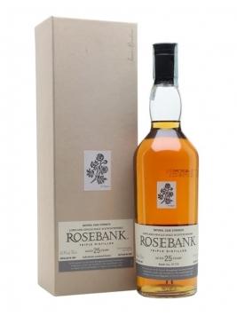 Rosebank 1981 / 25 Year Old Lowland Single Malt Scotch Whisky