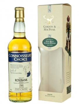 Rosebank 1991 Connoisseurs Choice (2009)