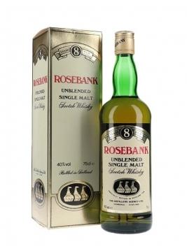 Rosebank 8 Year Old / Bot.1980s Lowland Single Malt Scotch Whisky