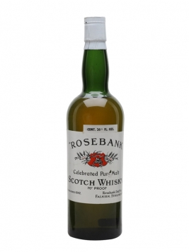 Rosebank / Bot.1960s Lowland Single Malt Scotch Whisky