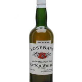 Rosebank / Bot.1960s Lowland Single Malt Scotch Whisky