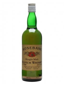 Rosebank / Bot.1970s Lowland Single Malt Scotch Whisky