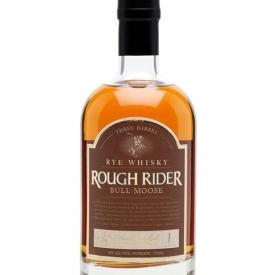 Rough Rider Bull Moose Three Barrel Rye American Rye Whiskey