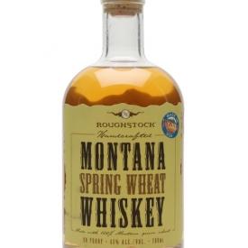Roughstock Montana Spring Wheat Whiskey Wheat Whiskey