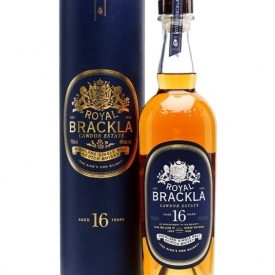 Royal Brackla 16 Year Old Highland Single Malt Scotch Whisky