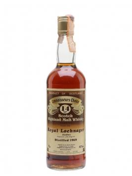 Royal Lochnagar 1969 / 14 Year Old / Sherry Cask / CC Highland Whisky
