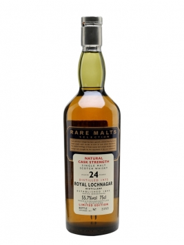 Royal Lochnagar 1972 / 24 Year Old / Rare Malts Highland Whisky
