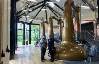 Walsh Whiskey Turns Right at Carlow Cross Roads