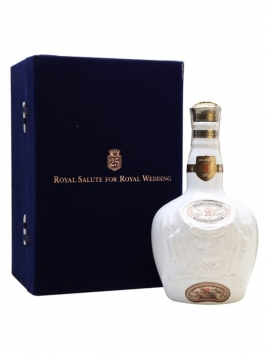 Royal Salute 25 Year Old / Royal Wedding Crown Prince of Japan Blended Whisky