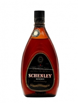 Schenley Reserve / Bot.1940s American Blended Whiskey