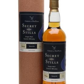 Secret Stills No: 2.1 (Cragganmore) 1966 Speyside Whisky