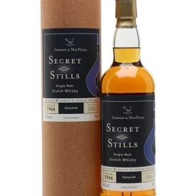 Secret Stills No: 2.2 (Cragganmore) 1966 / Gordon & MacPhail Speyside Whisky