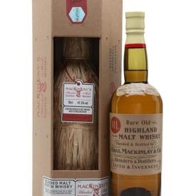 Shackleton's Journey / Mackinlay's Rare Old Highland Malt Blended Whisky