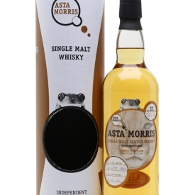 Single Orkney Malt 2007 / 11 Year Old / Asta Morris Island Whisky