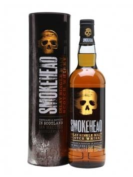 Smokehead Islay Single Malt Scotch Whisky