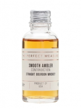 Smooth Ambler Contradiction Sample American Bourbon Whiskey