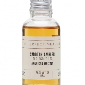 Smooth Ambler Old Scout American Whiskey 107 Sample American Whiskey
