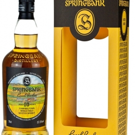 Springbank 10 Year Old Local Barley 2017