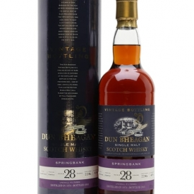 Springbank 1974 / 28 Year Old / Sherry Cask / Dun Bheagan Campbeltown Whisky