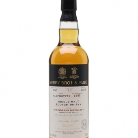 Springbank 1991 / 26 Year Old / Berry Bros. & Rudd Campbeltown Whisky