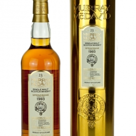 Springbank 23 Year Old 1993 Murray McDavid Mission Gold