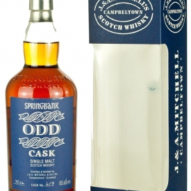 Springbank 9 Year Old 1999 ODD Wine Cask
