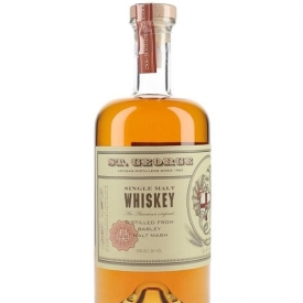 St George Single Malt Whiskey / Lot 18 Californian Single Malt Whiskey
