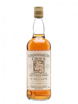 St Magdalene 1965 / Connoisseurs Choice Lowland Whisky