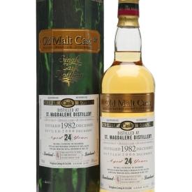 St Magdalene 1982 / 24 Year Old / Old Malt Cask Lowland Whisky