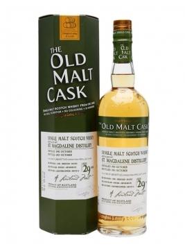 St Magdalene 1982 / 29 Year Old / Old Malt Cask Lowland Whisky