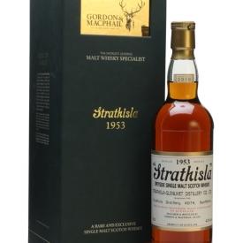 Strathisla 1953 / Bot.2012 / Gordon & MacPhail Speyside Whisky