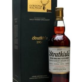 Strathisla 1954 / Bot.2013 / Gordon & Macphail Speyside Whisky