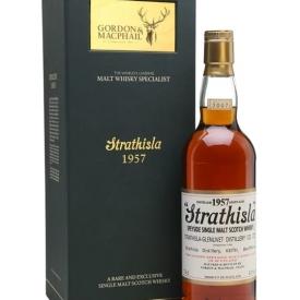 Strathisla 1957 / Bot.2007 / Gordon & MacPhail Speyside Whisky
