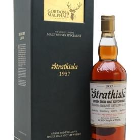 Strathisla 1957 / Bot.2013 / Gordon & MacPhail Speyside Whisky