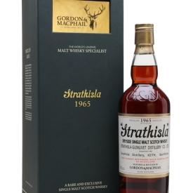 Strathisla 1965 / Bot.2016 / Gordon & Macphail Speyside Whisky