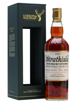 Strathisla 1969 / Bot.2014 / Gordon & Macphail Speyside Whisky
