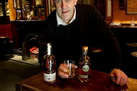 Stuart's Irish Whiskey Collection
