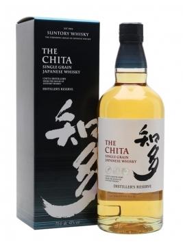 Suntory Chita Whisky Japanese Single Grain Whisky