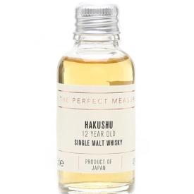 Suntory Hakushu 12 Year Old Sample Japanese Single Malt Whisky