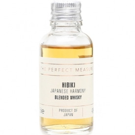 Suntory Hibiki Japanese Harmony Sample Japanese Blended Whisky