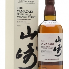 Suntory Yamazaki Distiller's Reserve Japanese Single Malt Whisky