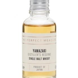 Suntory Yamazaki Distiller's Reserve Sample