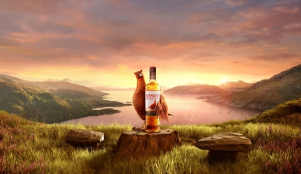 The Famous Grouse overtakes Jack Daniel's to become Britain's No.1 Whisky by Value.