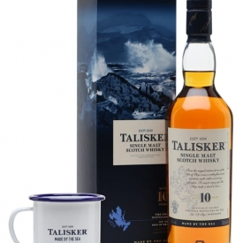 Talisker 10 Year Old Island Single Malt Scotch Whisky
