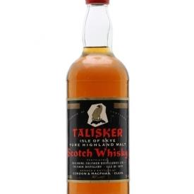 Talisker 1953 / Bot.1970s / Gordon & Macphail Island Whisky