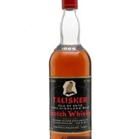 Talisker 1956 / Bot.1970s / Gordon & MacPhail Island Whisky